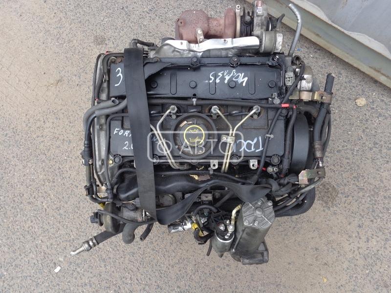 Ford Mondeo 2,0 TDCi (кВт 96/130 л.с.)