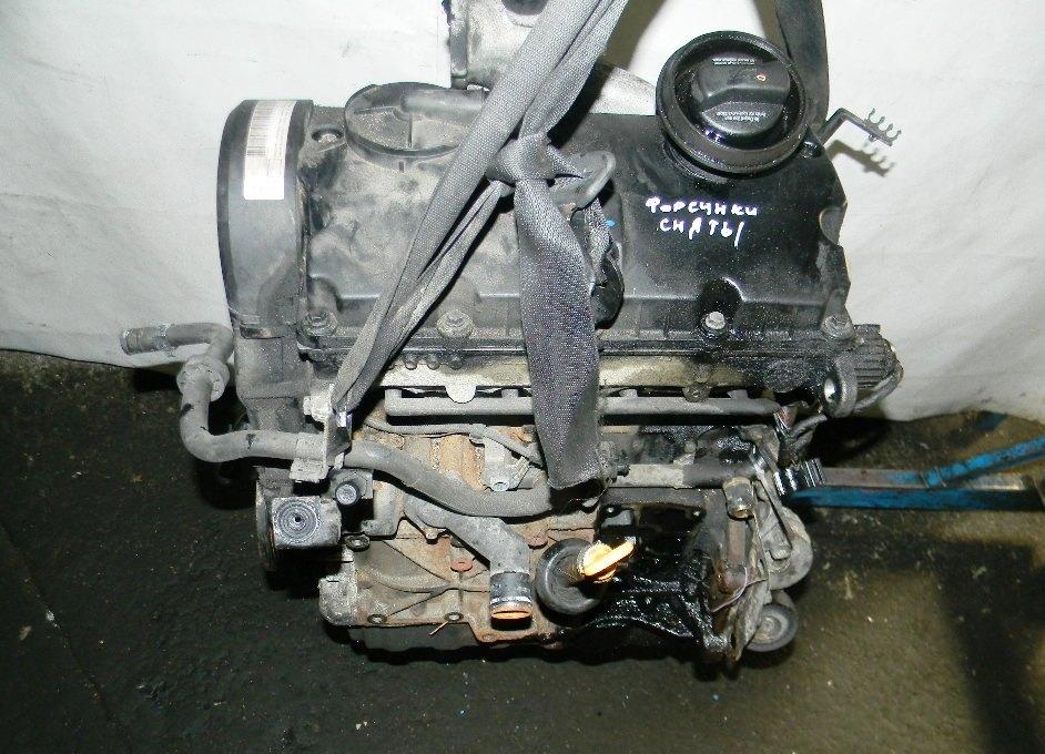 Двигатель дизельный, VOLKSWAGEN, TOURAN (1T1, 1T2), 2005