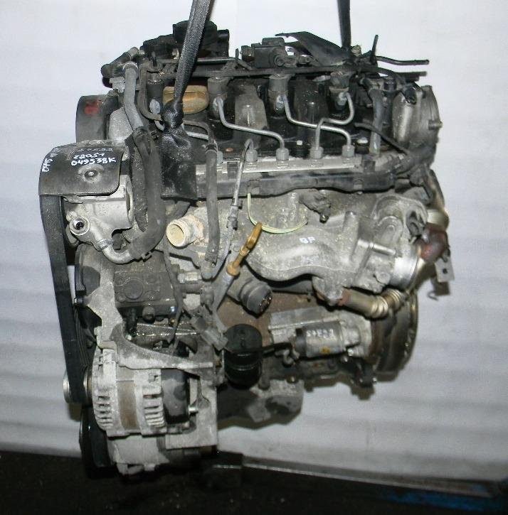 Двигатель дизельный, CHEVROLET, NUBIRA, 2007