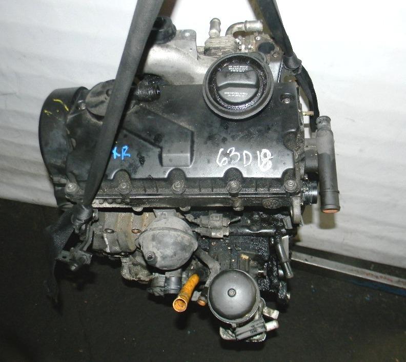 Двигатель дизельный, SKODA, OCTAVIA A4, 2005