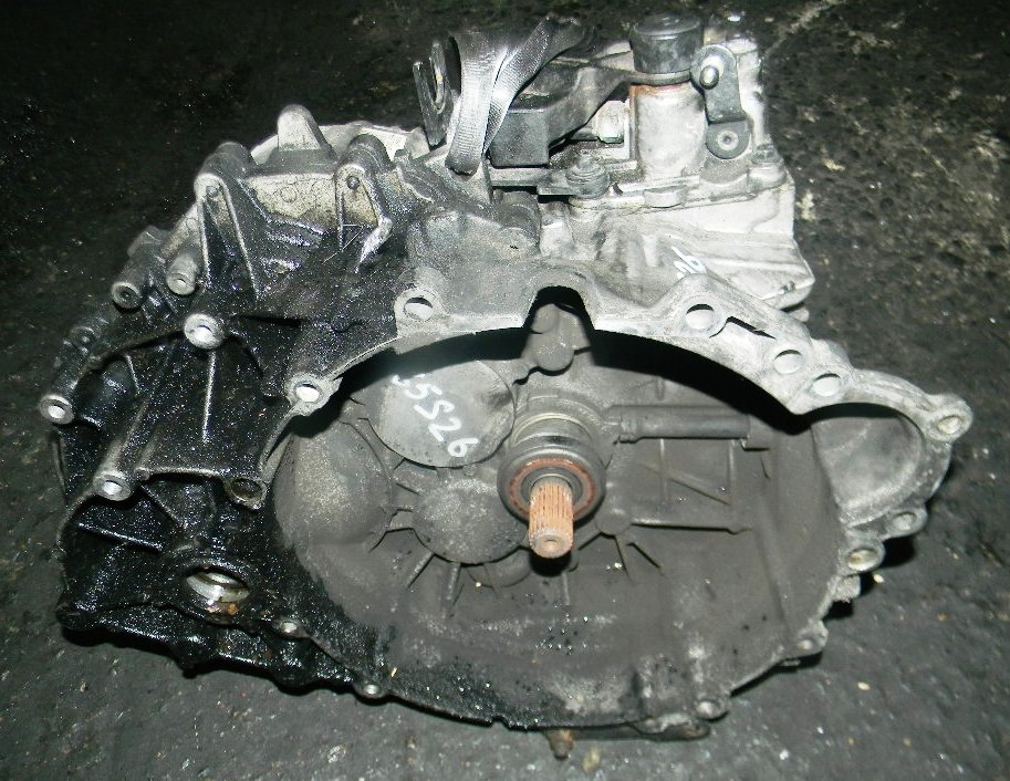 КПП 6ст., VOLVO, V70 2, 2006