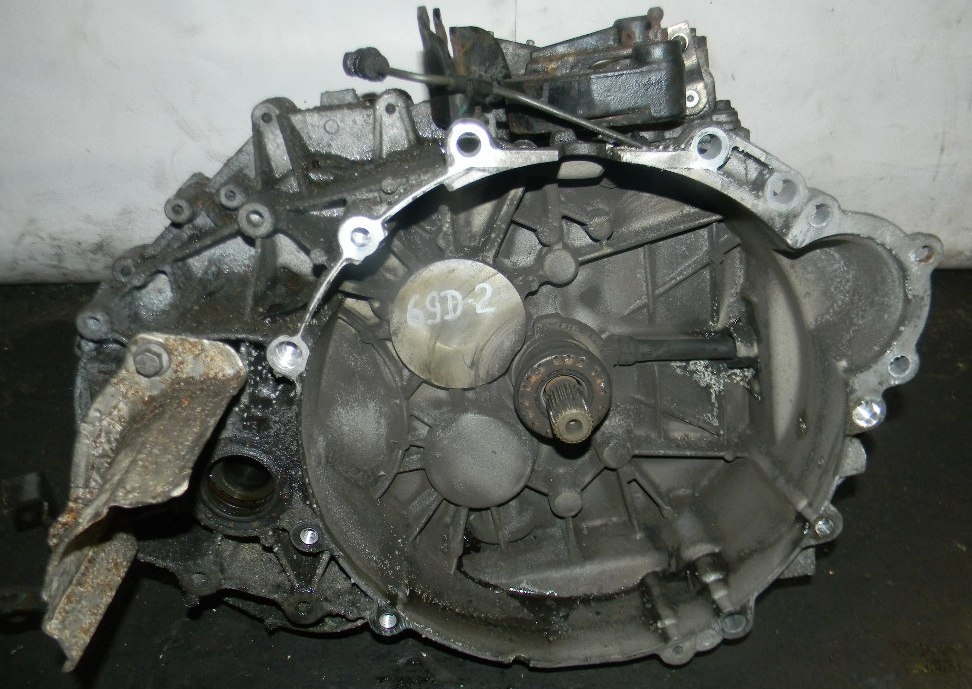 КПП 6ст., FORD, MONDEO 4, 2007