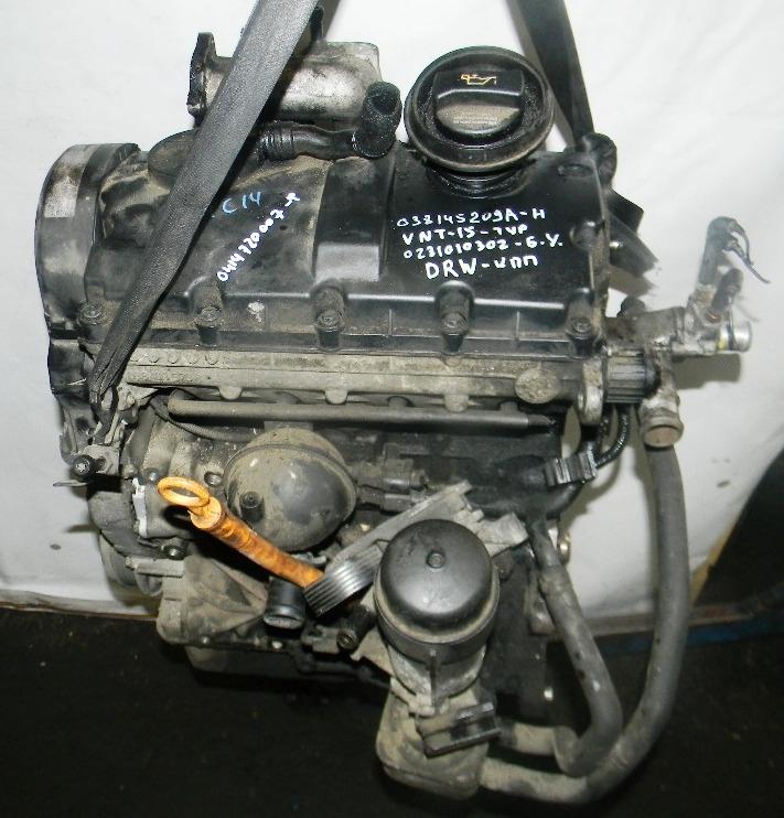 Двигатель дизельный, VOLKSWAGEN, GOLF 4, 2003