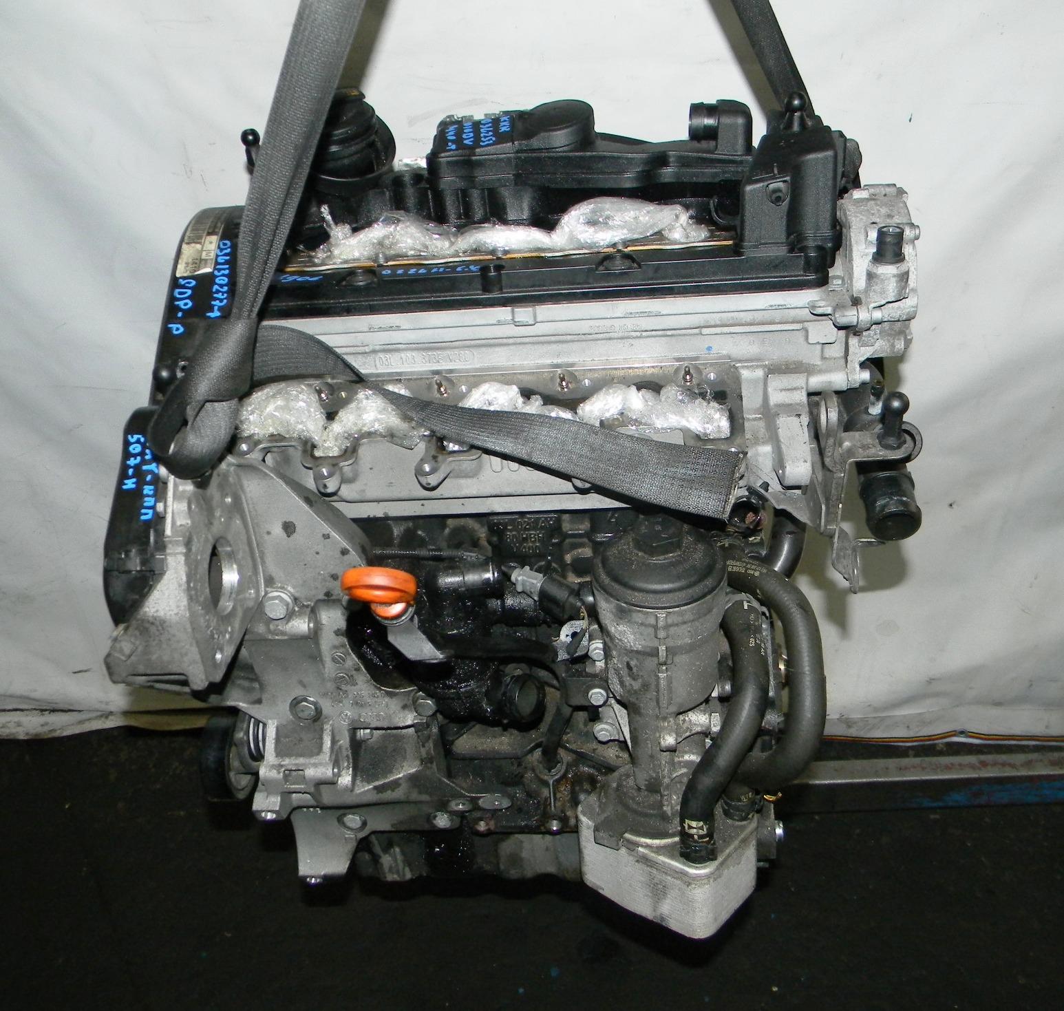 Двигатель дизельный, SKODA, YETI 1, 2010