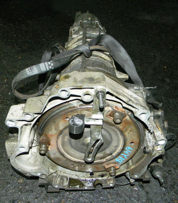 КПП автоматическая, AUDI, A4 B6, 2002
