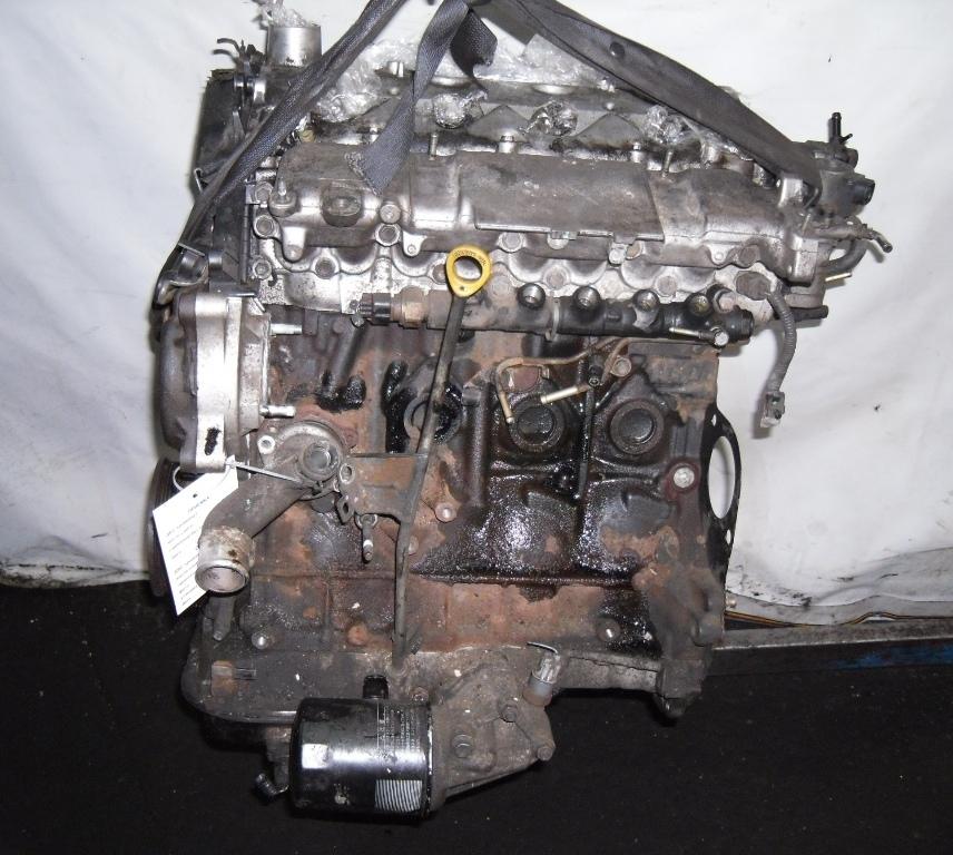 Двигатель дизельный, TOYOTA, RAV 4 ZCA2, 2001