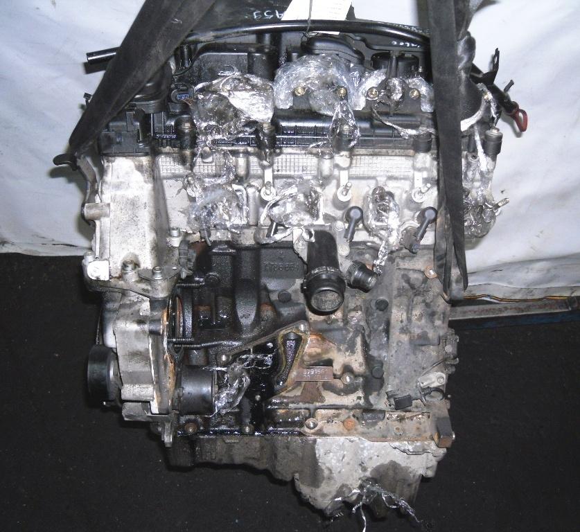 Двигатель дизельный, BMW, 3 E46, 2004
