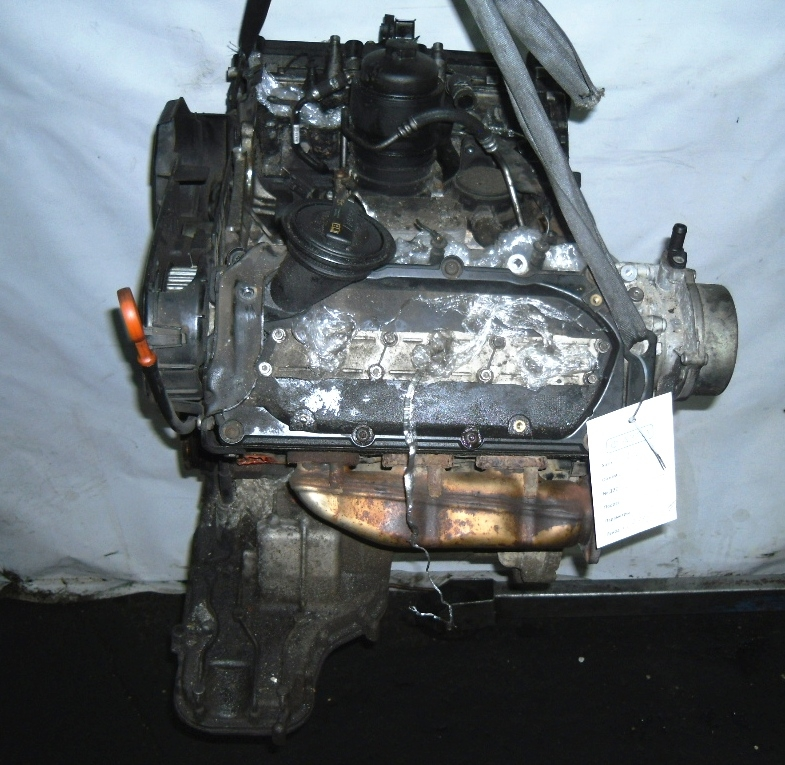 Двигатель дизельный, AUDI, A6 C6, 2006