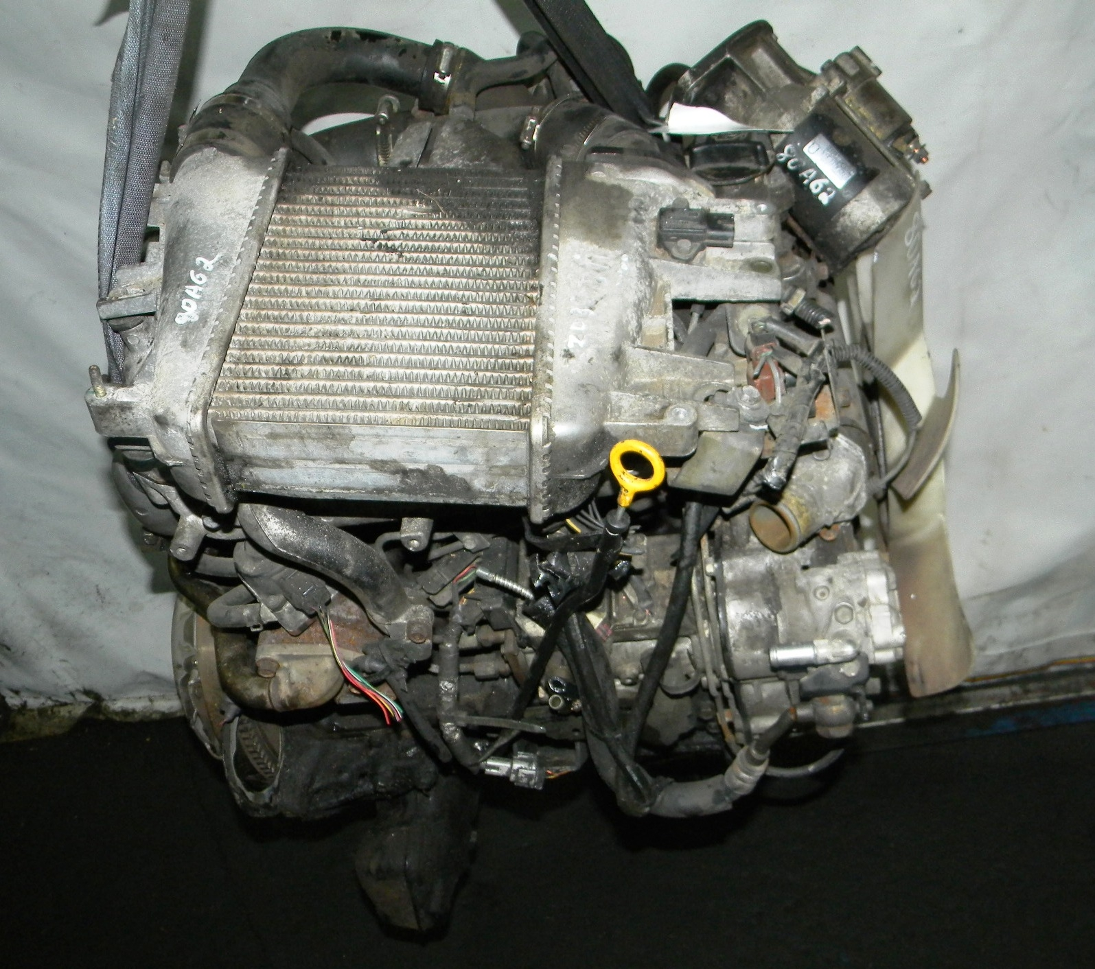 Двигатель дизельный, NISSAN, TERRANO R20, 2003