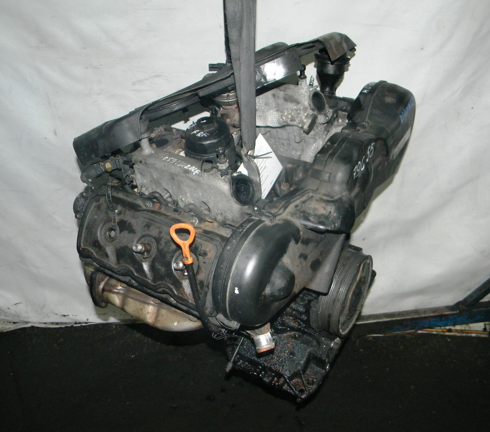 Двигатель дизельный, AUDI, A6 C5, 2003