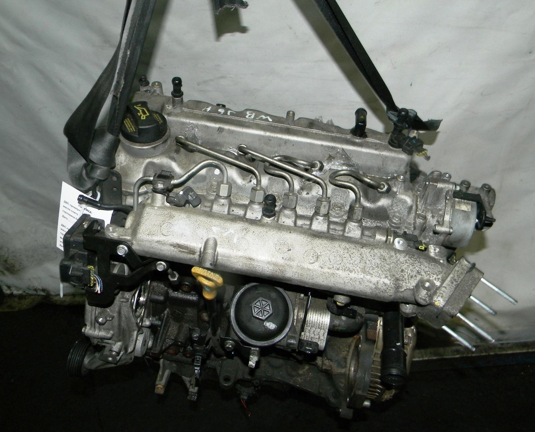 Двигатель дизельный, HYUNDAI, I30 FD, 2010