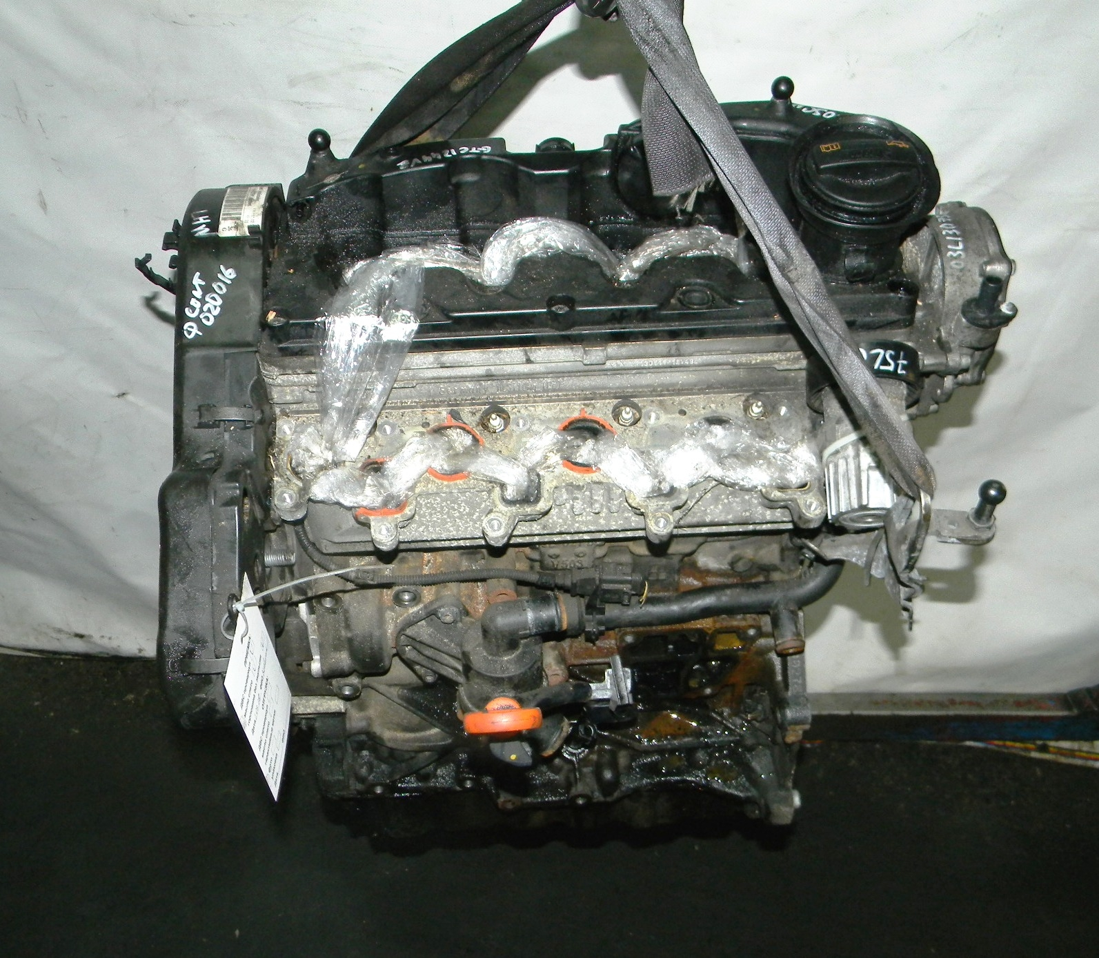 Двигатель дизельный, SKODA, OCTAVIA A5, 2010