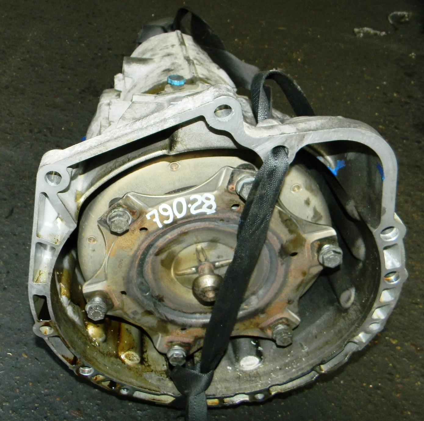 КПП автоматическая, BMW, 6 E63/E64, 2006