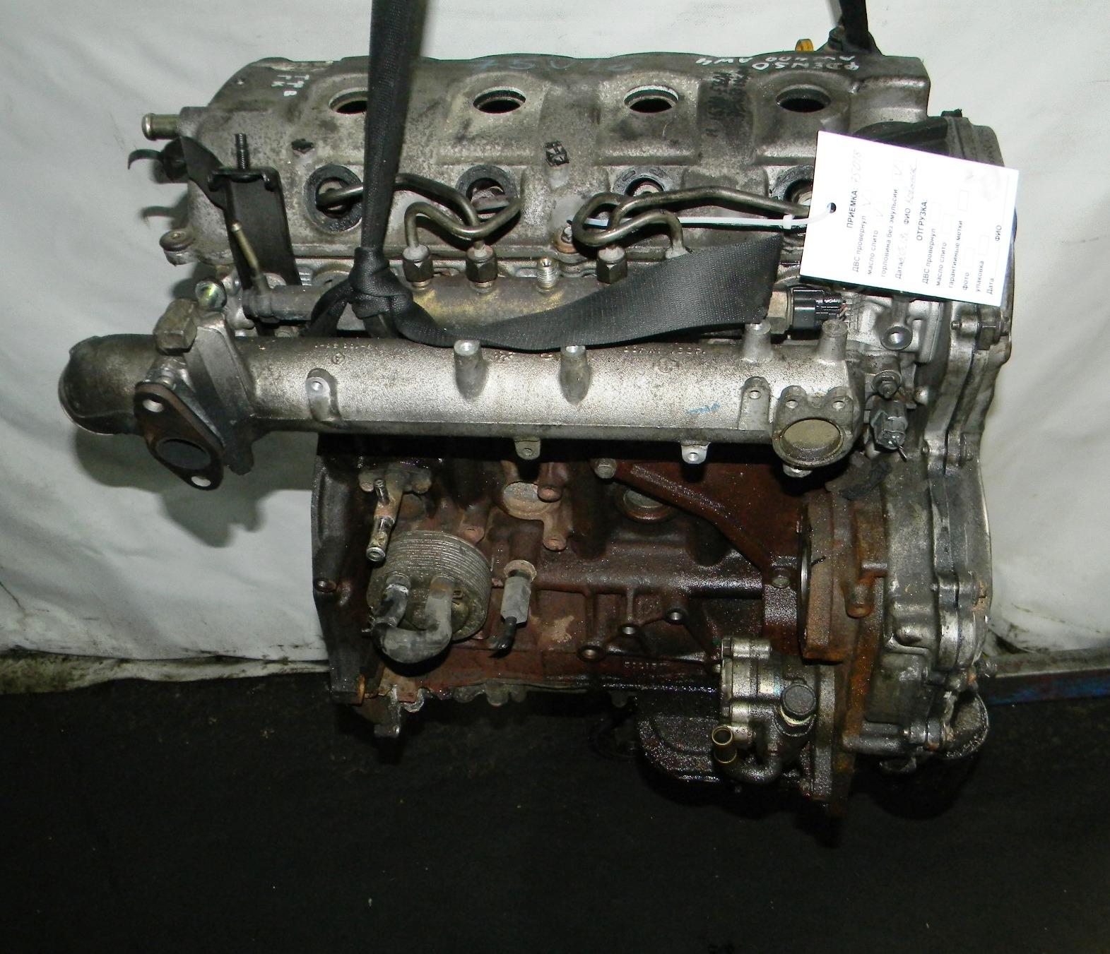 Двигатель дизельный, NISSAN, PRIMERA P12, 2004