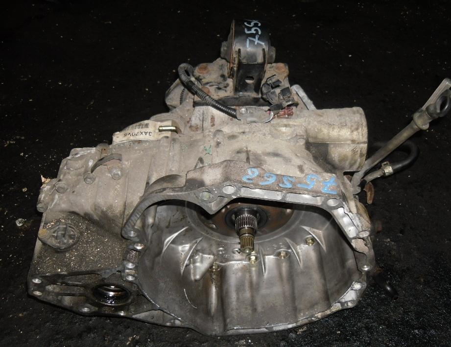 КПП автоматическая, NISSAN, ALMERA TINO V10, 2005