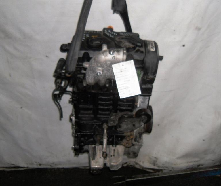 Двигатель дизельный, VOLKSWAGEN, POLO 4 (9N), 2008