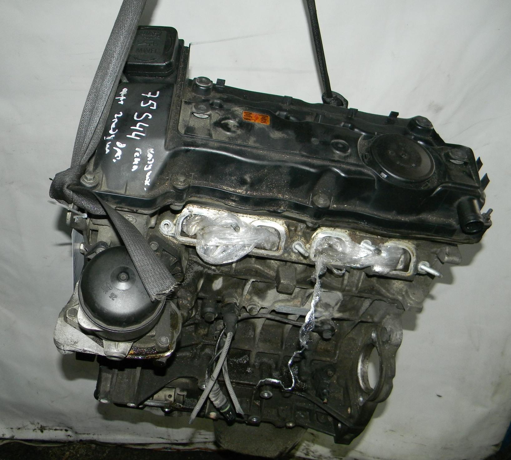 Двигатель бензиновый, BMW, 1 E87, 2004