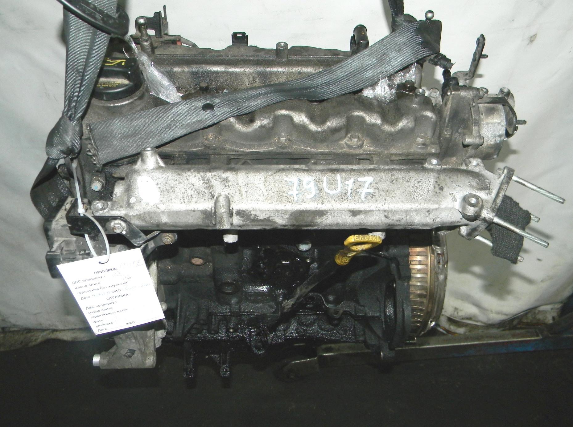 Двигатель дизельный, KIA, CEE'D 1, 2007