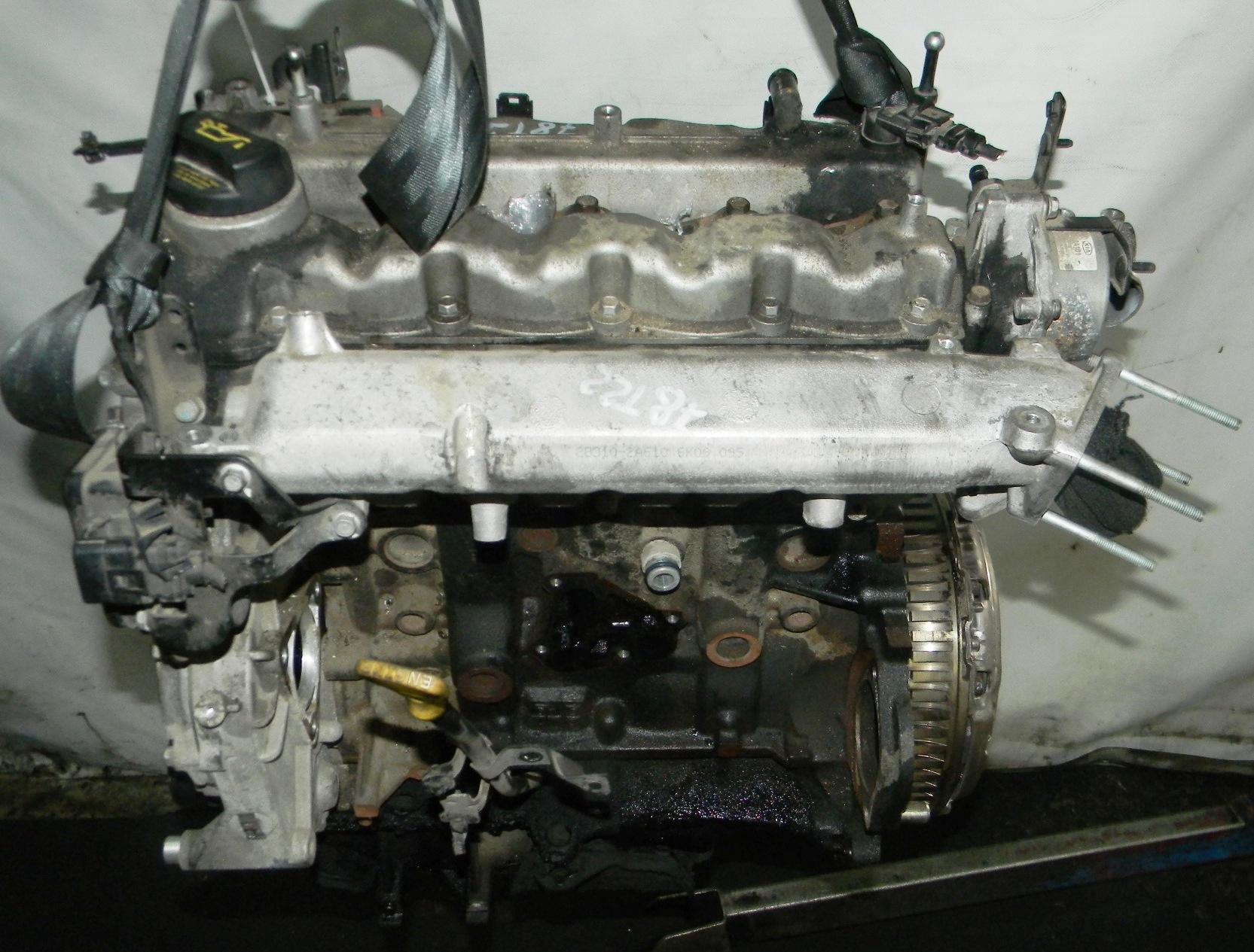 Двигатель дизельный, KIA, CEE'D 1, 2006