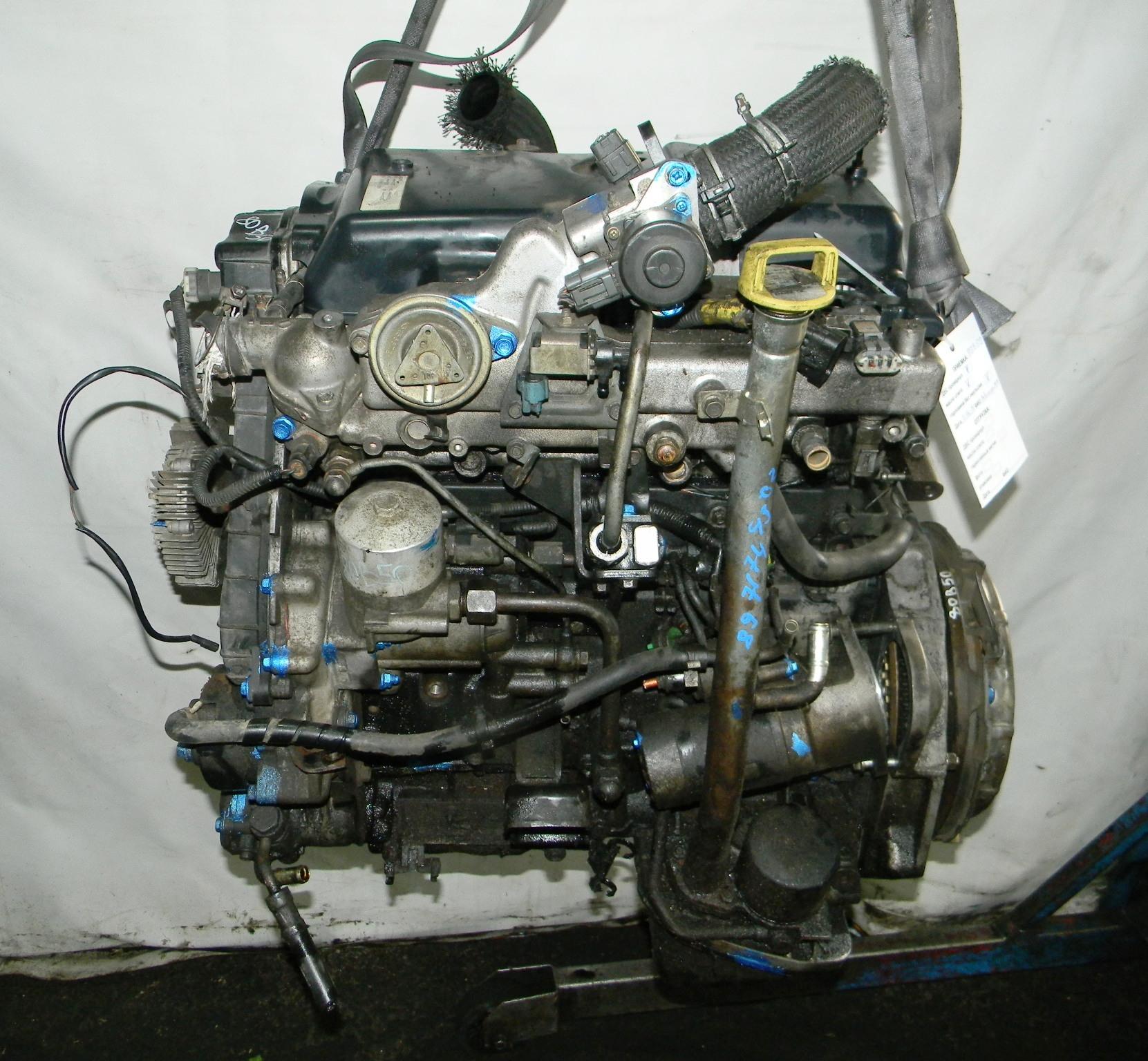 Двигатель дизельный, ISUZU, TROOPER 2 2, 2002
