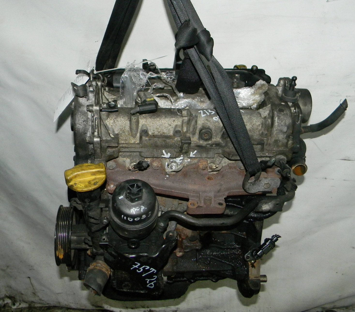 Двигатель дизельный, OPEL, CORSA C, 2006