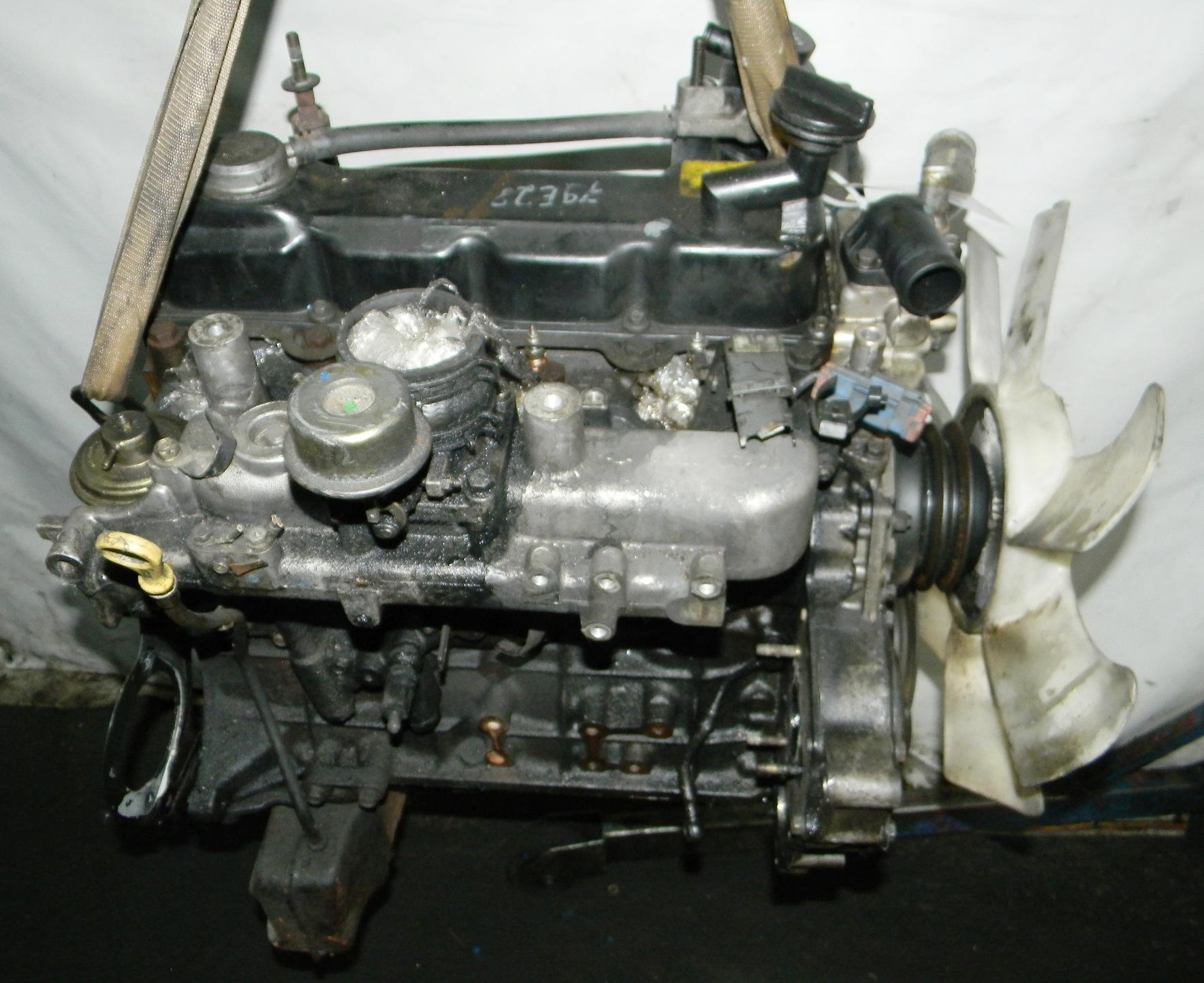 Двигатель дизельный, NISSAN, TERRANO R20, 2004