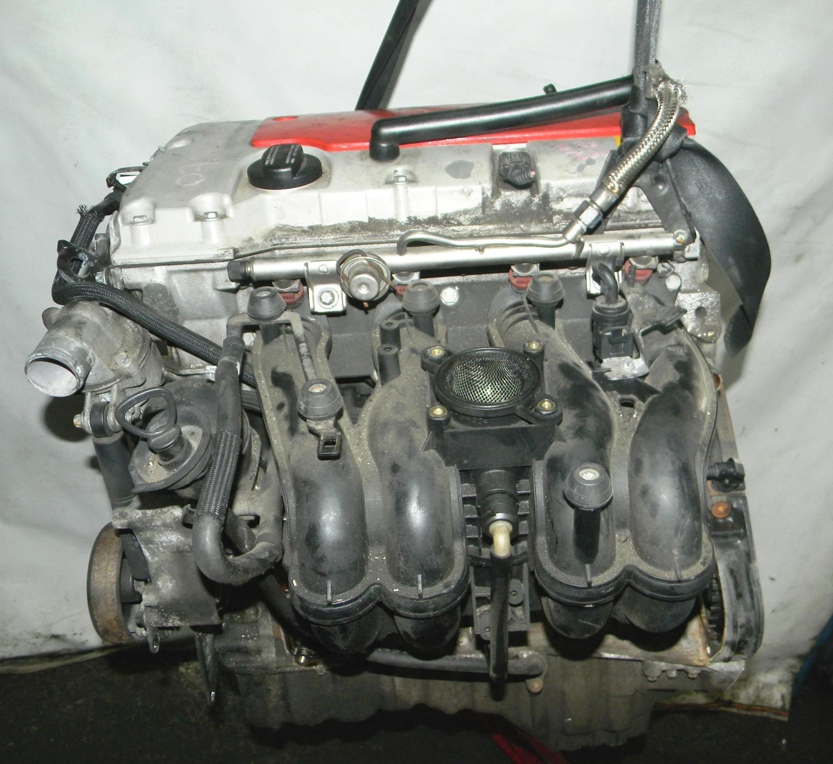 Двигатель бензиновый, MERCEDES BENZ, C-CLASS W203, 2002