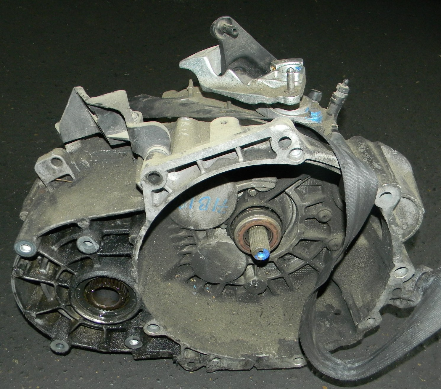 КПП 6ст., SKODA, OCTAVIA A5 Scout, 2008