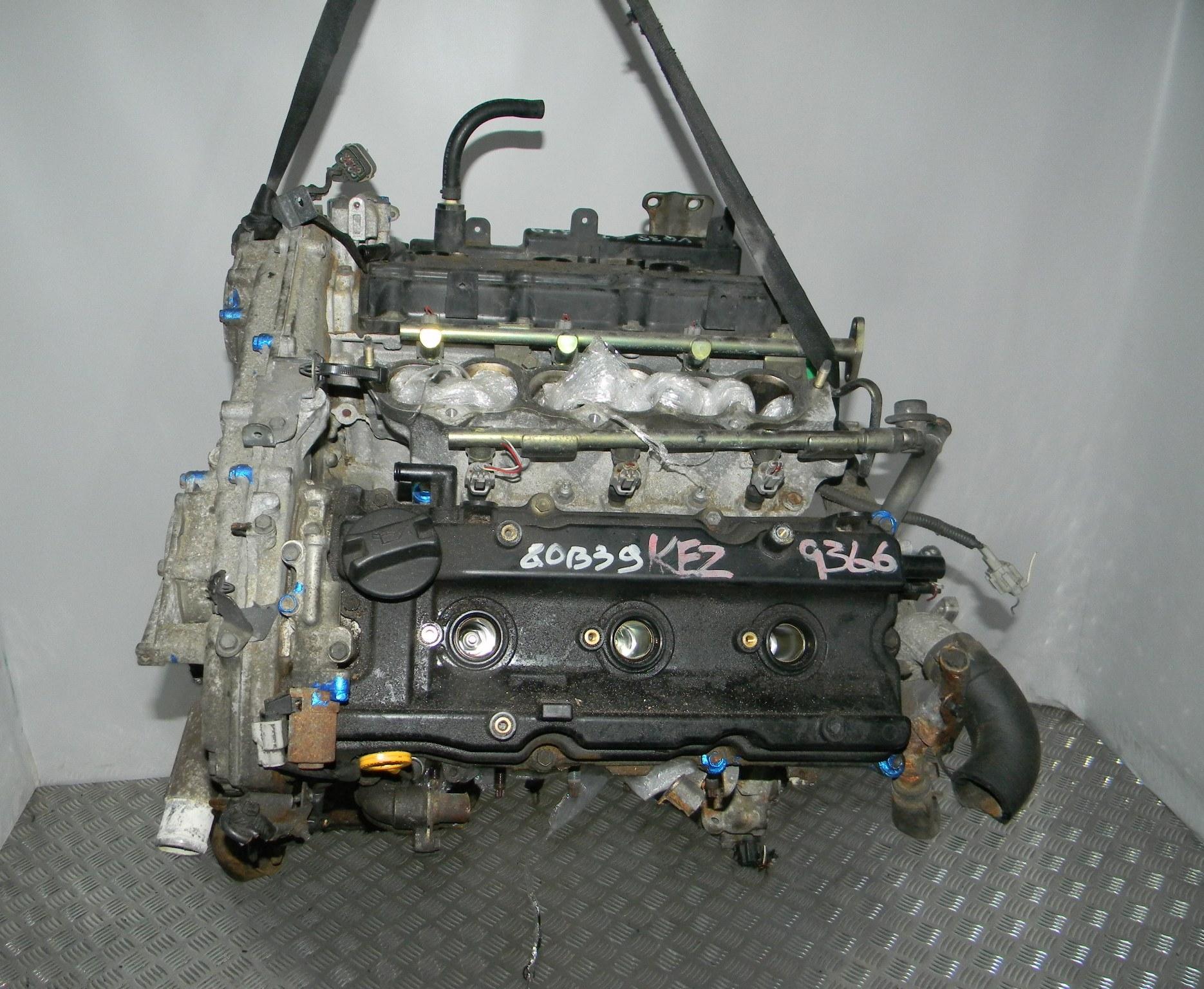 Двигатель бензиновый, NISSAN, MURANO Z50, 2006