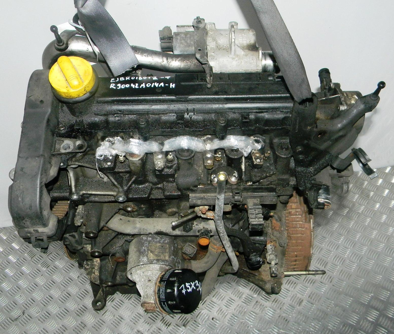 Двигатель дизельный, RENAULT, MEGANE 2, 2008