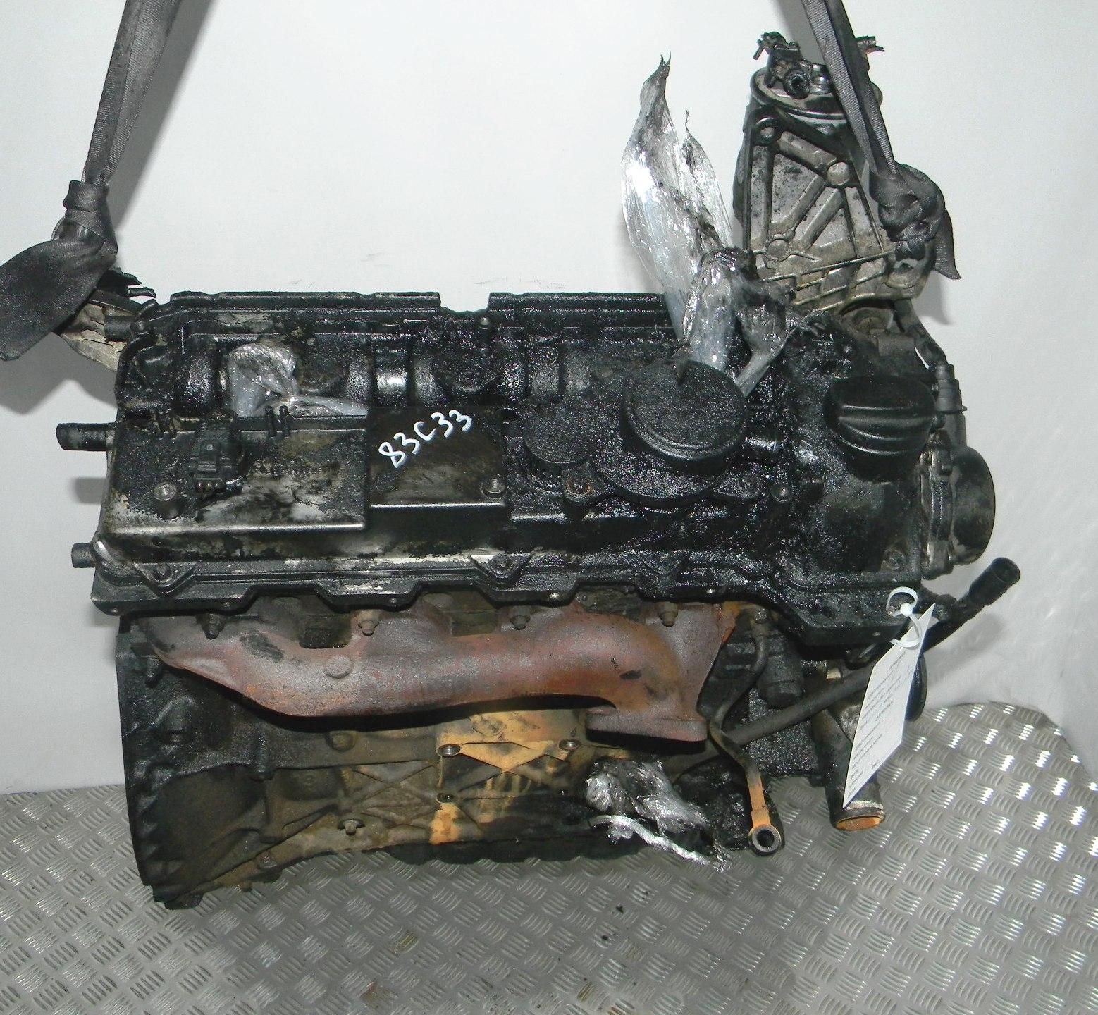 Двигатель дизельный, MERCEDES BENZ, SPRINTER 1, 2003