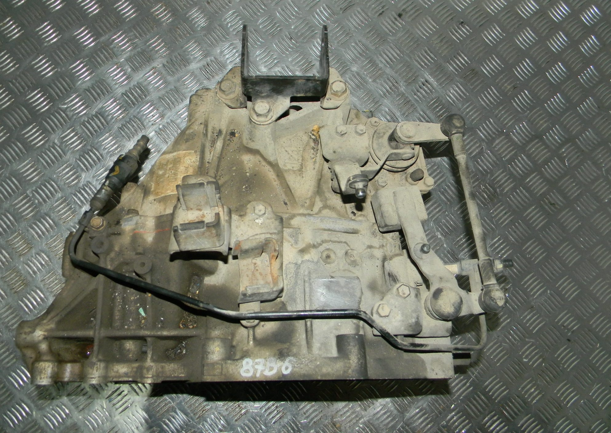 КПП - 6 ст. - Jeep Patriot (2007-2015)