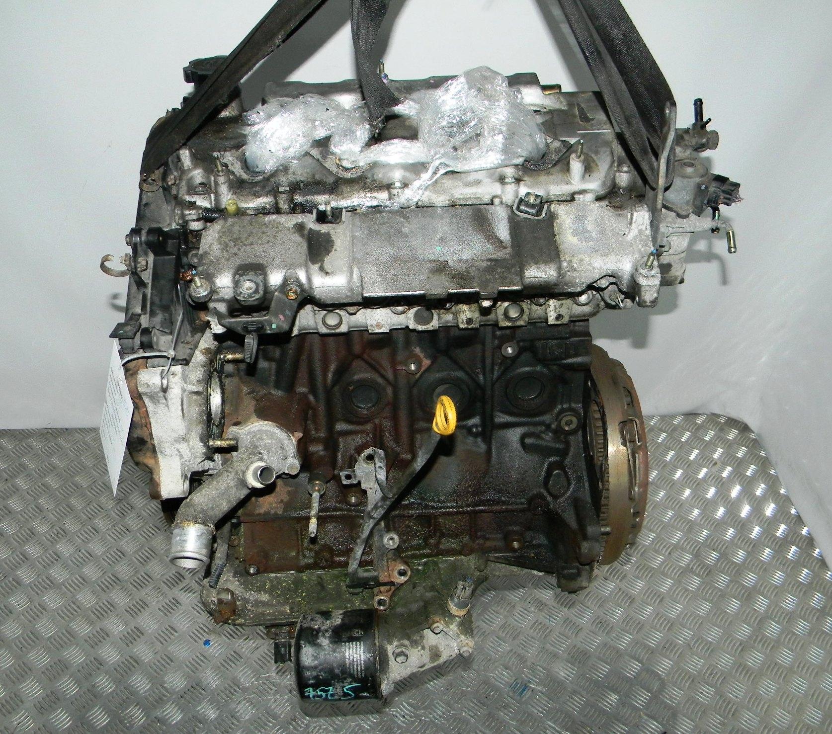 Двигатель дизельный, TOYOTA, RAV 4 ZCA2, 2002