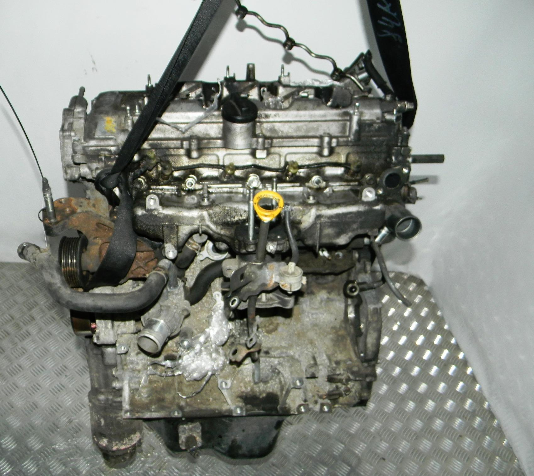 Двигатель дизельный, TOYOTA, RAV 4 ZSA3, 2008