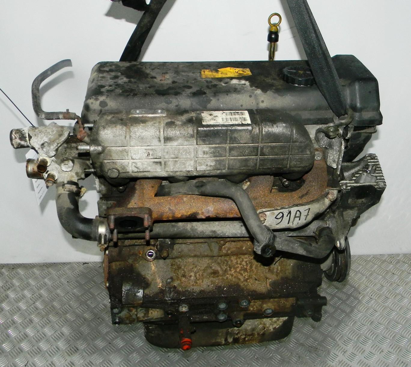 Двигатель дизельный, RENAULT, MASTER 2, 2000