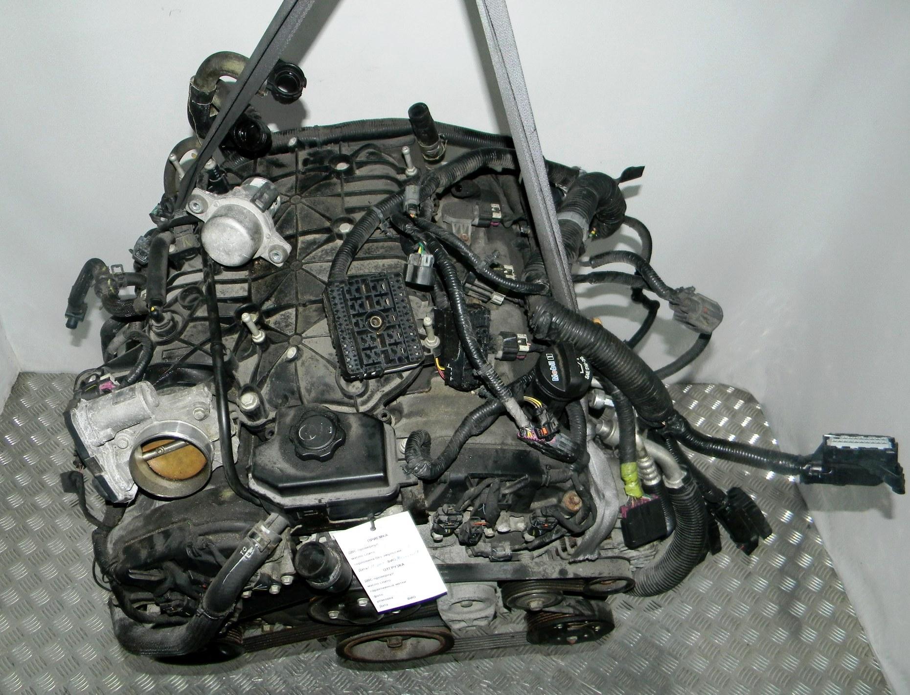 Двигатель бензиновый, CADILLAC, SRX 2, 2012