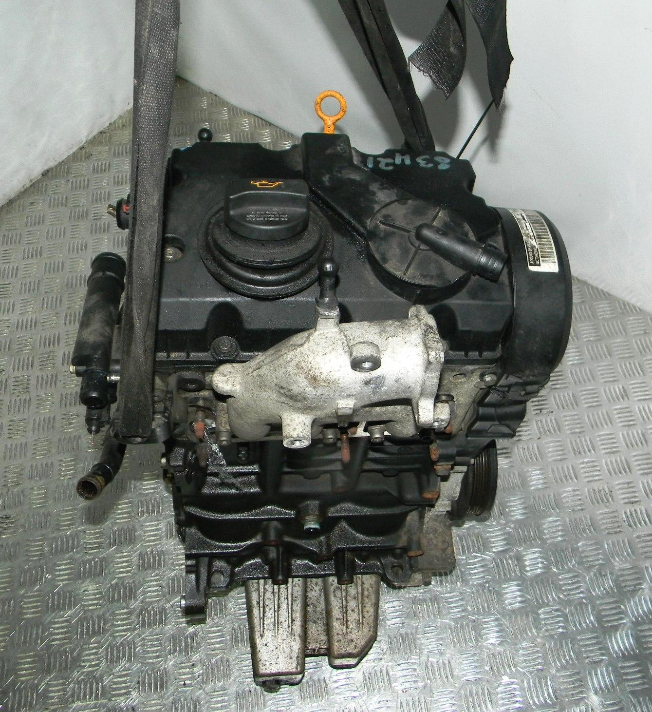 Двигатель дизельный, SKODA, FABIA 2, 2009