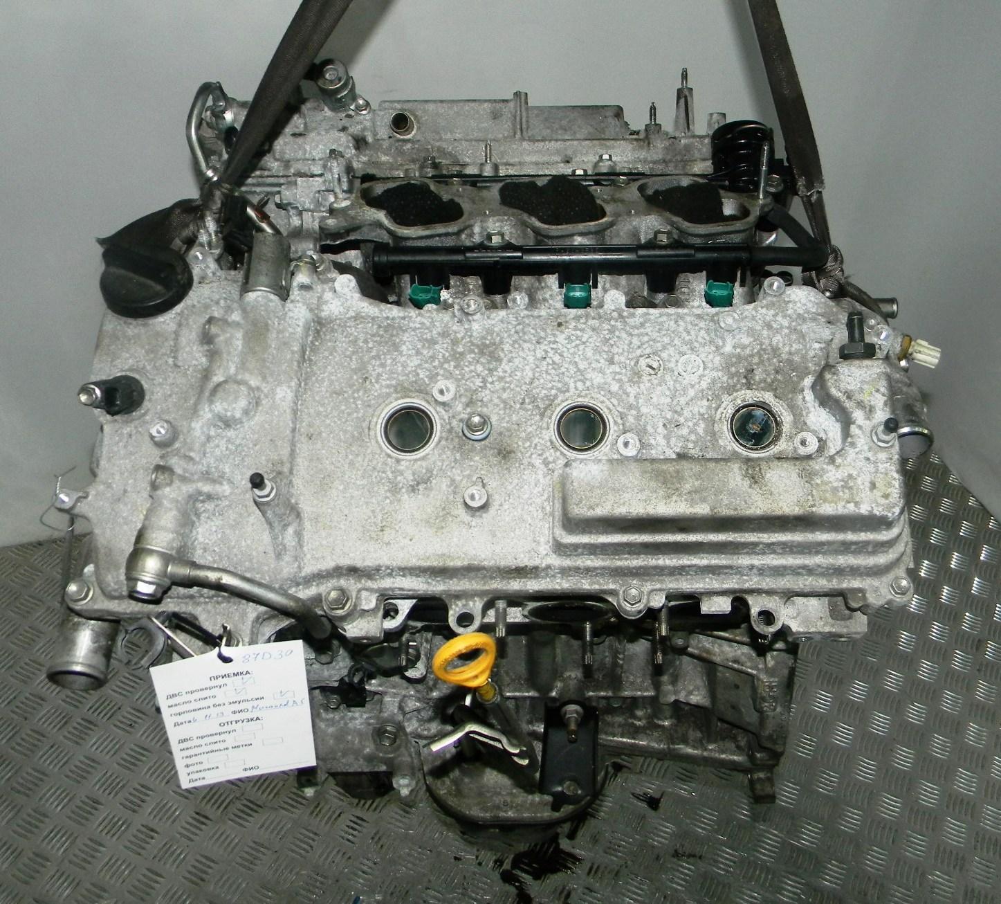 Двигатель бензиновый, LEXUS, RX 3, 2012