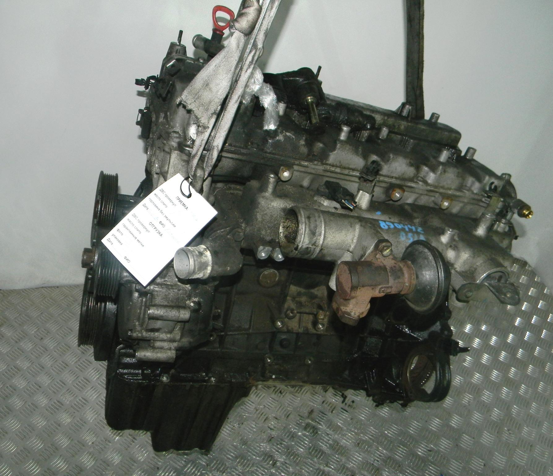 Двигатель дизельный, SSANG YONG, RODIUS 1, 2005