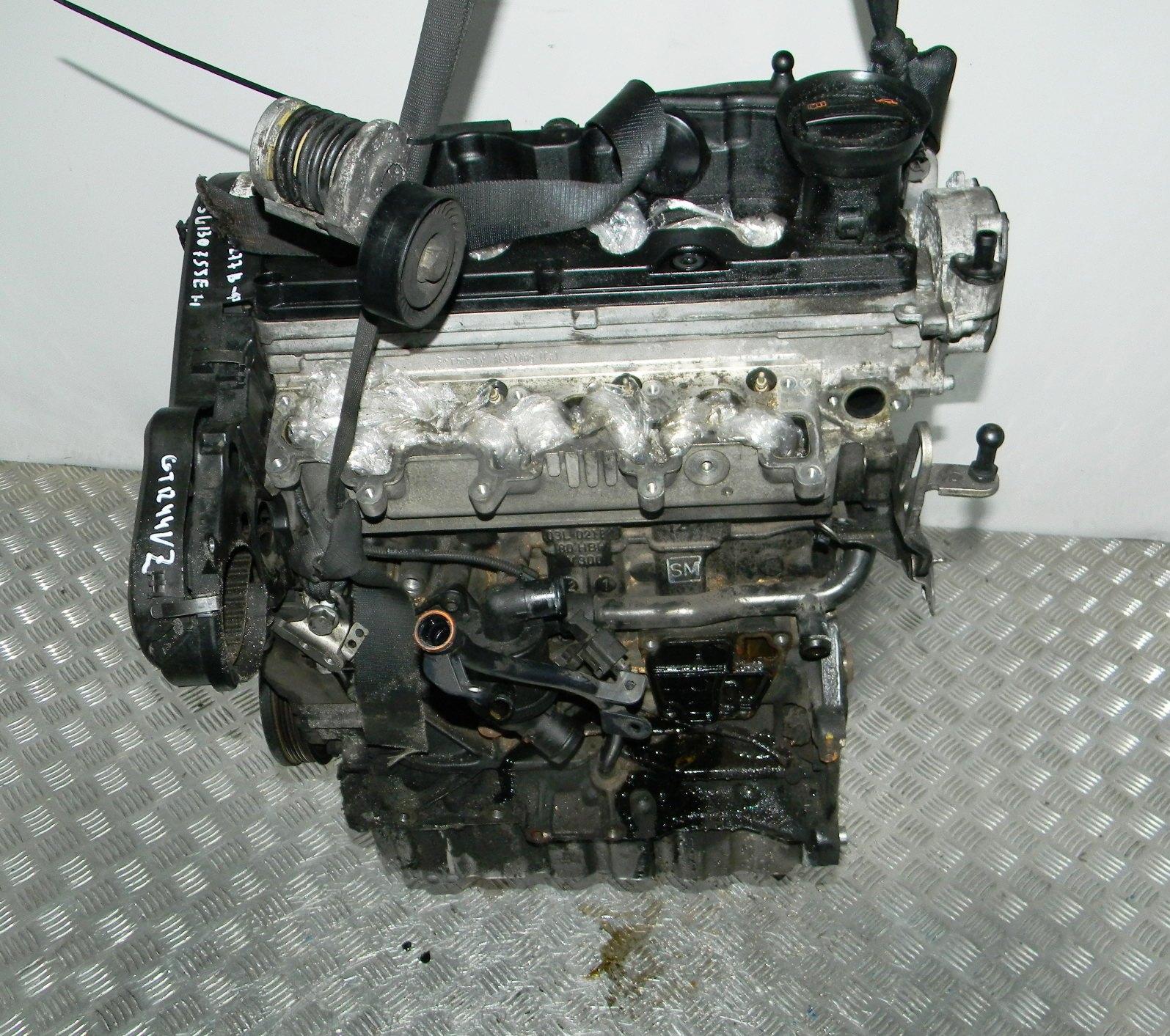 Двигатель дизельный, SKODA, SUPERB 2, 2012