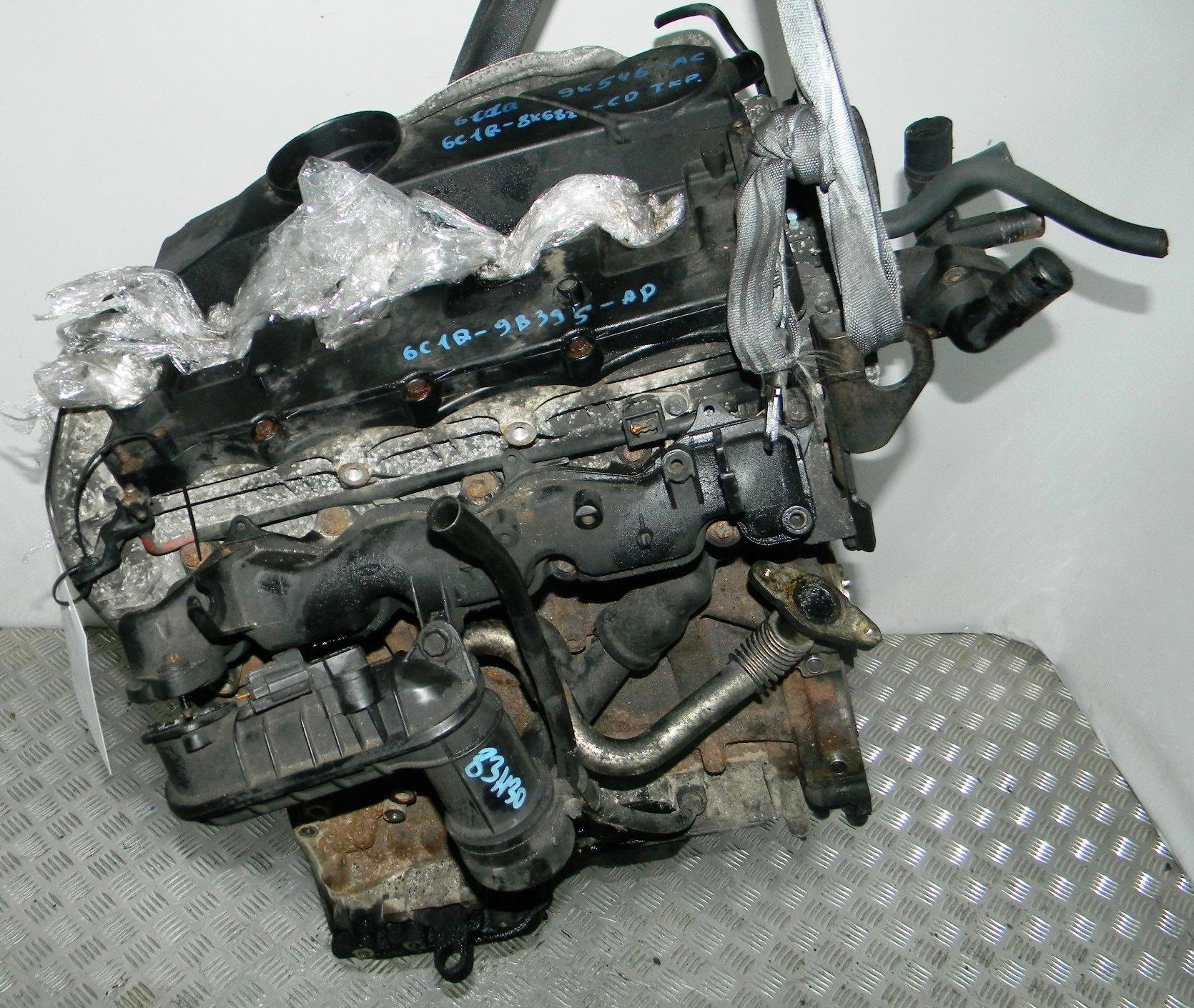 Двигатель дизельный, FORD, TRANSIT 7, 2009