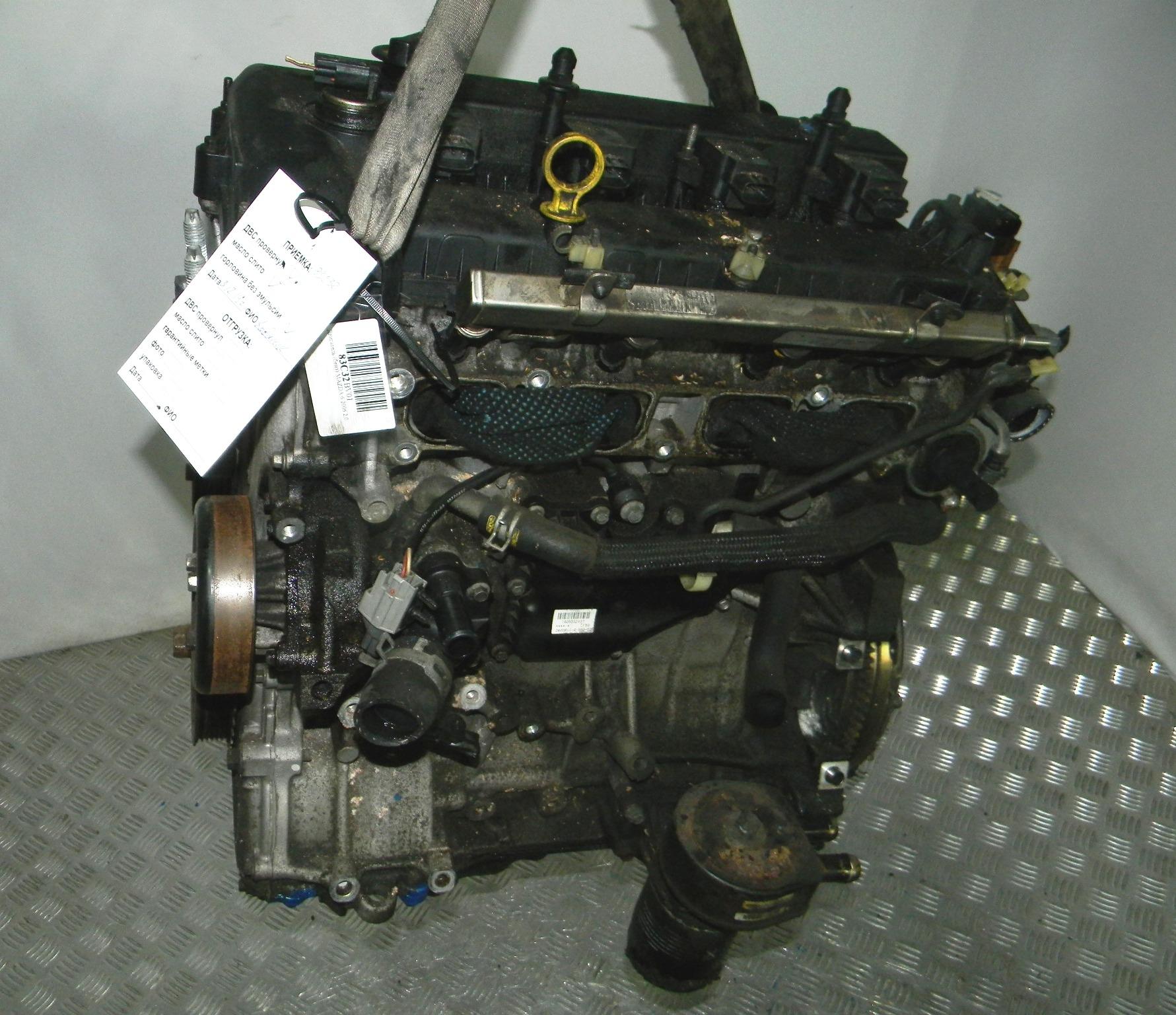 Двигатель бензиновый, MAZDA, 6 1, 2006