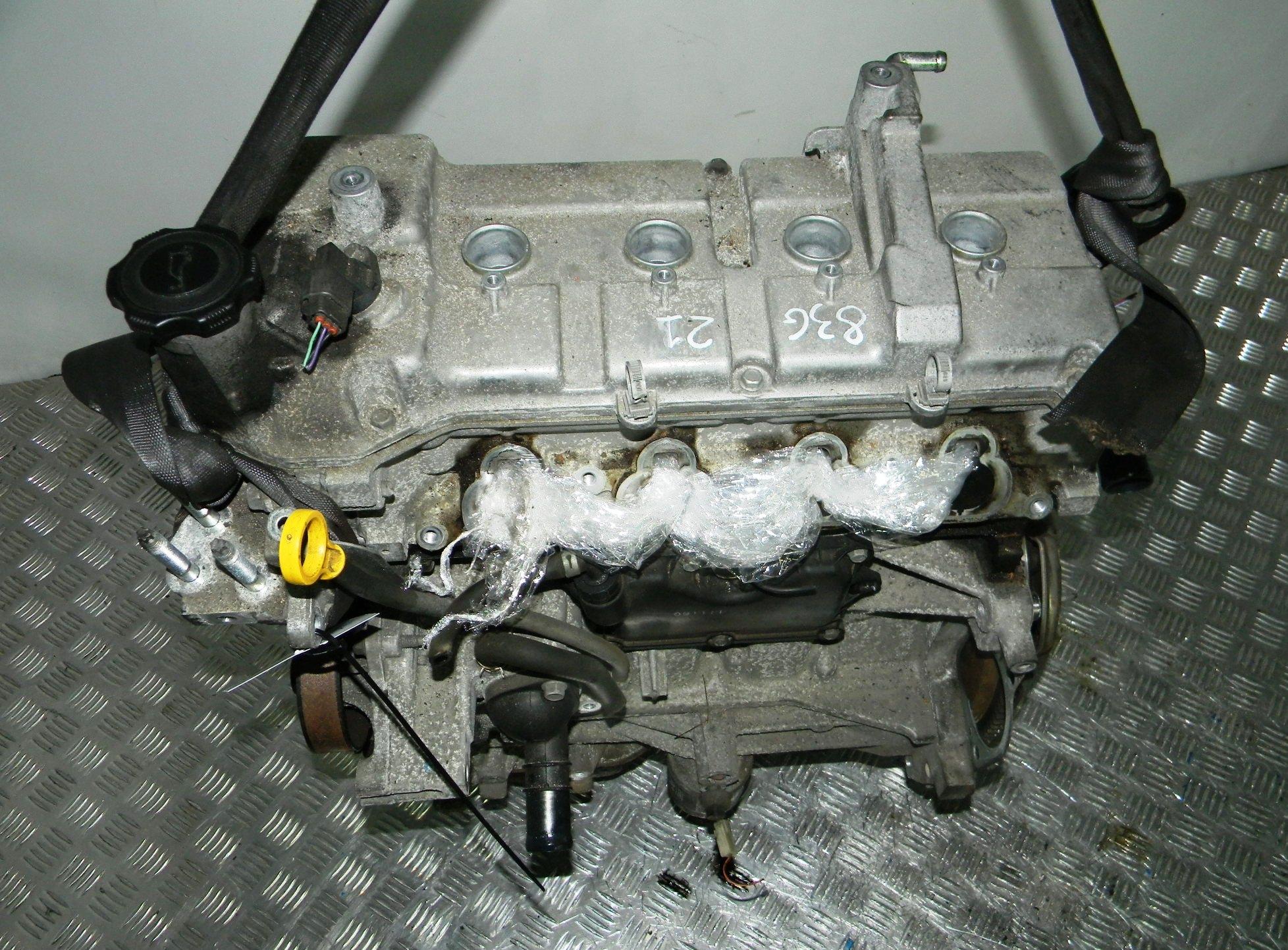 Двигатель бензиновый, MAZDA, 2 2, 2010
