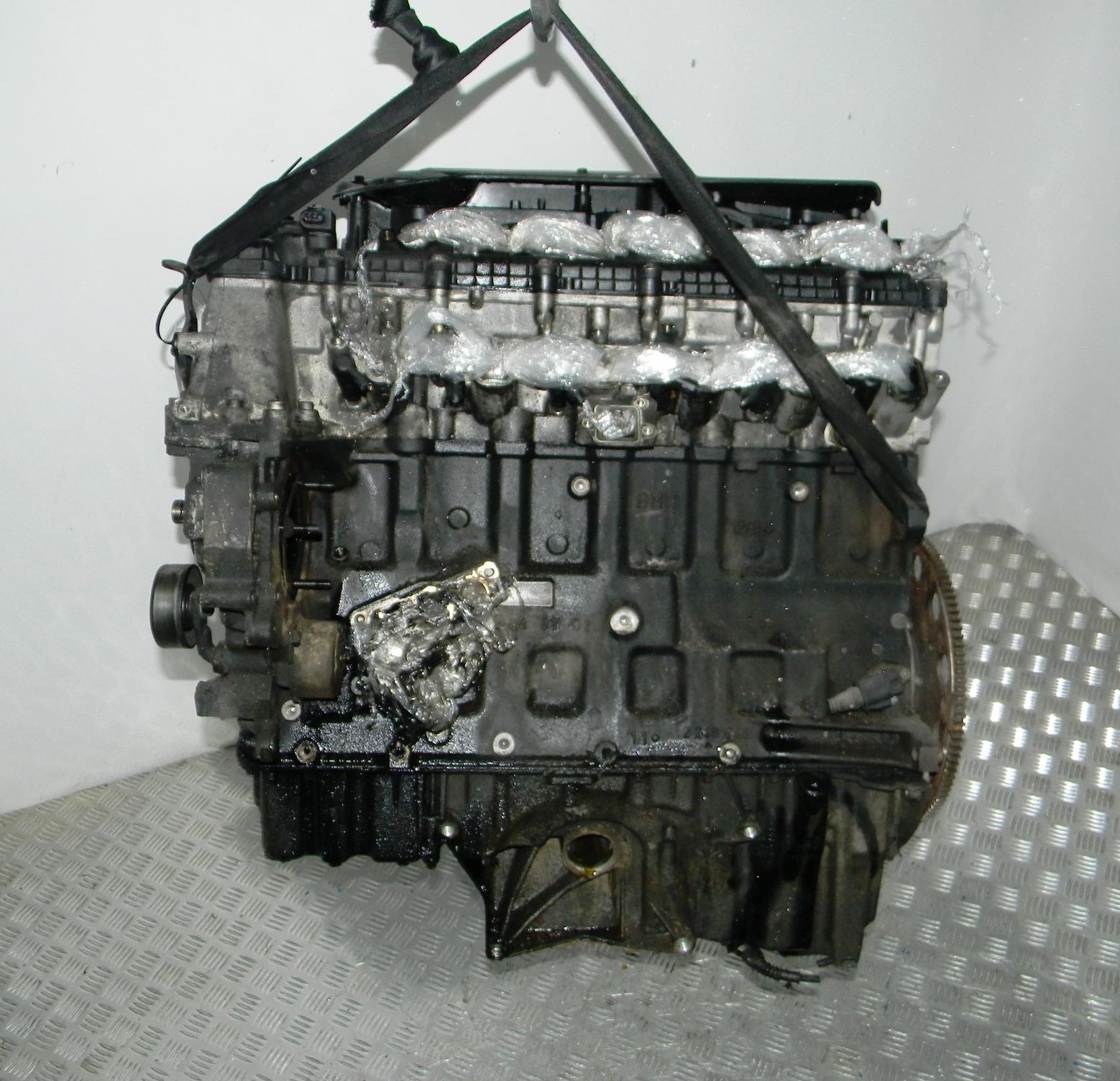 Двигатель дизельный, BMW, X5 E53, 2002