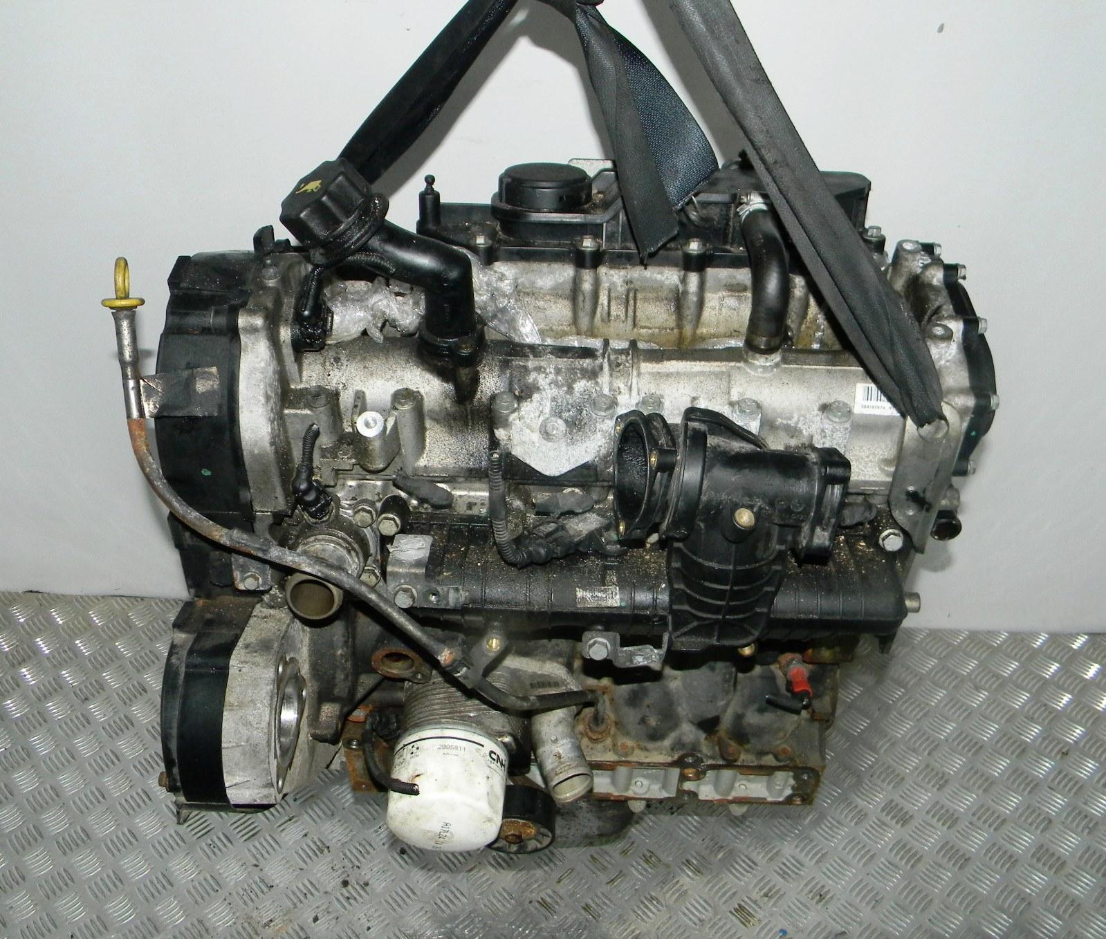 Двигатель дизельный, IVECO, DAILY 5 (29S-40S), 2013