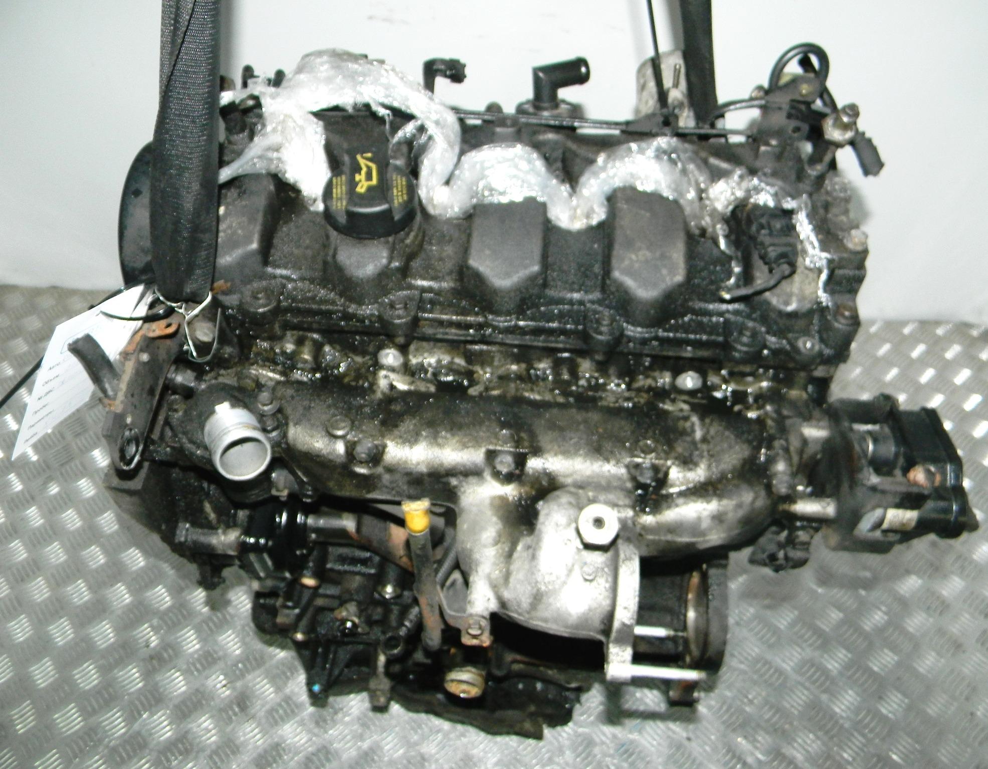 Двигатель дизельный, KIA, SPORTAGE 2, 2007