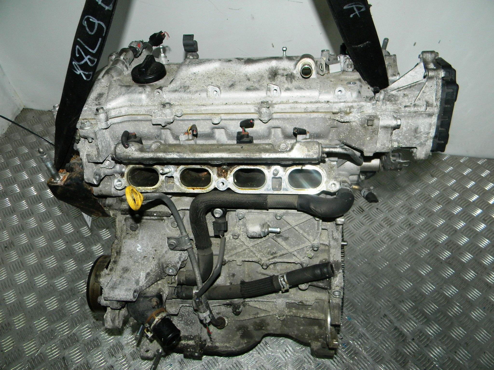 Двигатель бензиновый, TOYOTA, AVENSIS T27, 2010