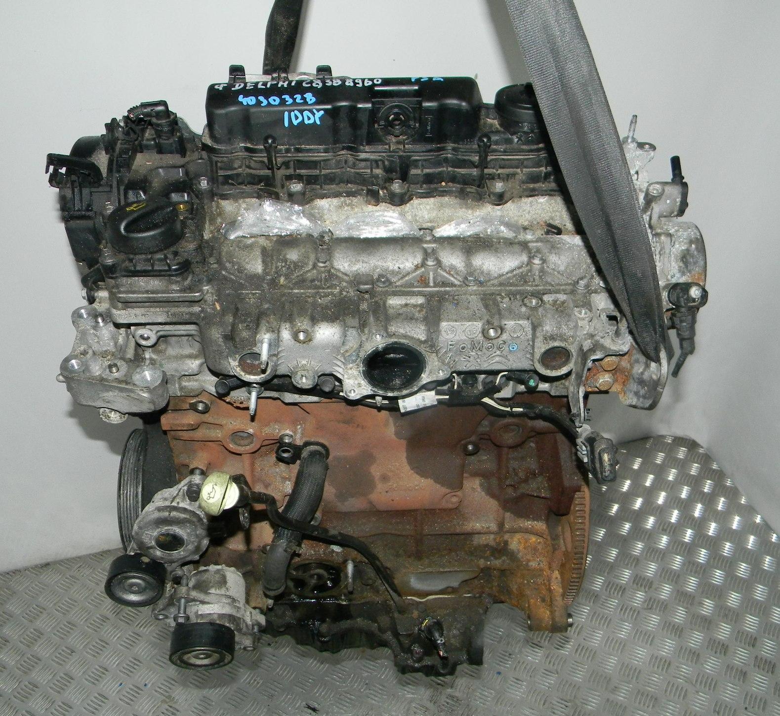 Двигатель дизельный, PEUGEOT, 308 2, 2016