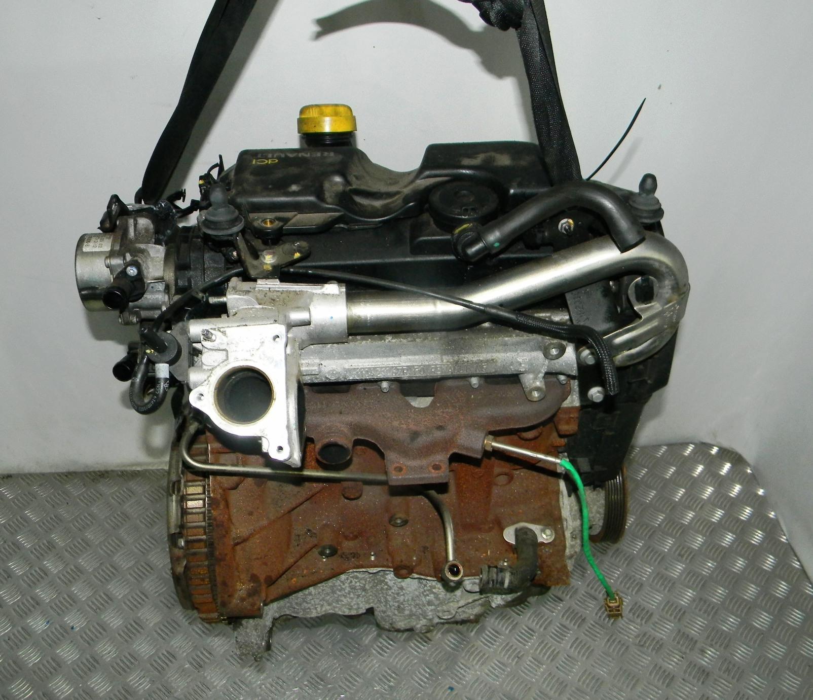 Двигатель дизельный, DACIA, SANDERO 1, 2011