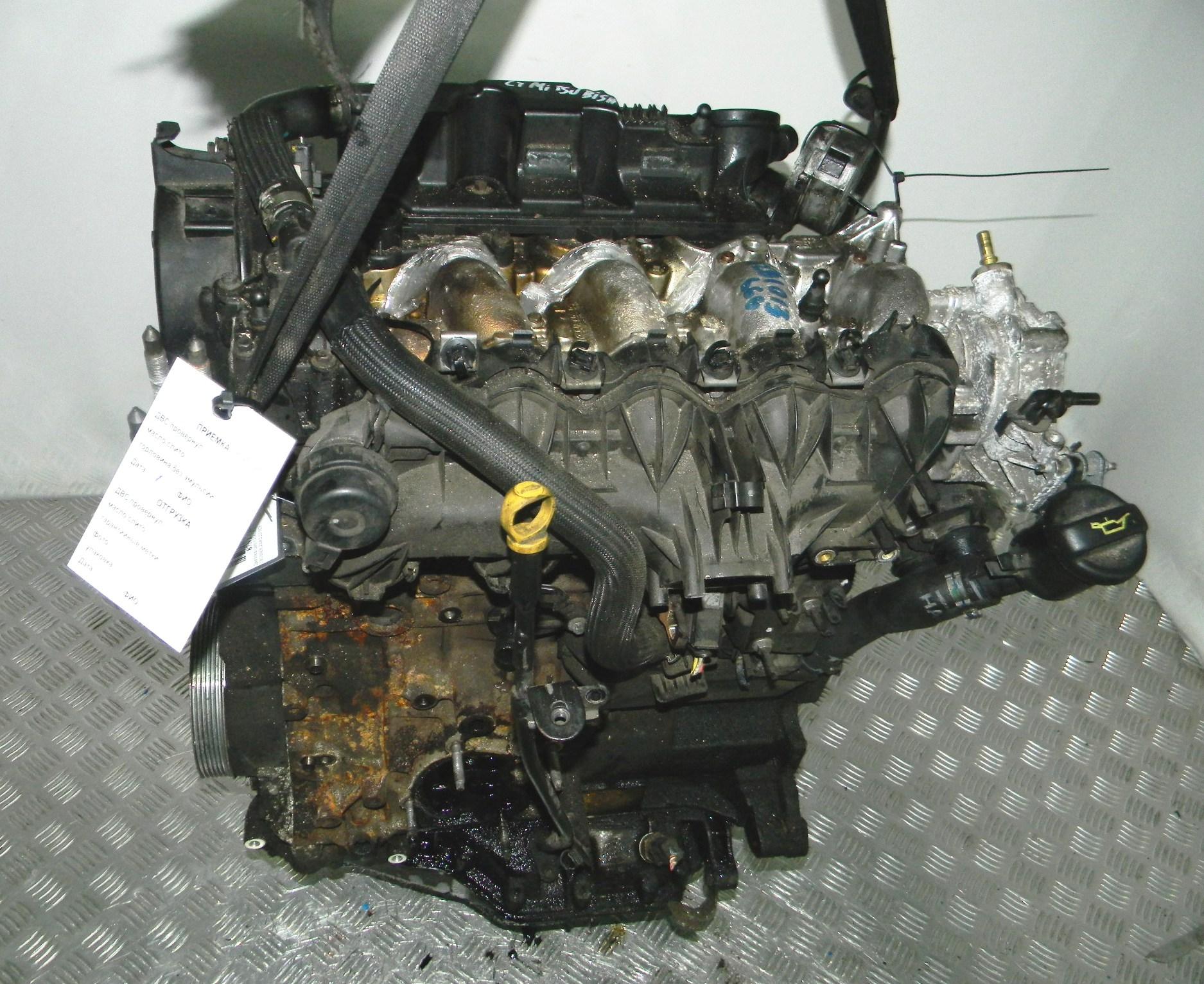Двигатель дизельный, CITROEN, C-CROSSER, 2008